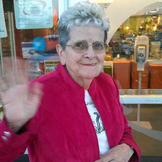 Celebrating Betty Hoeper