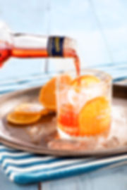 aperol commercial photography drink beverage beautiful