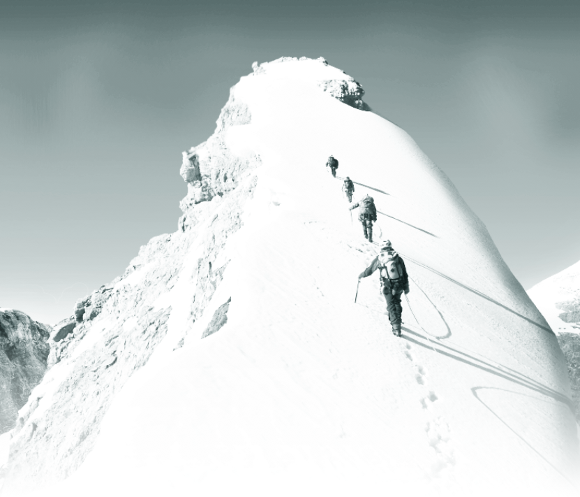 Journey to the summit