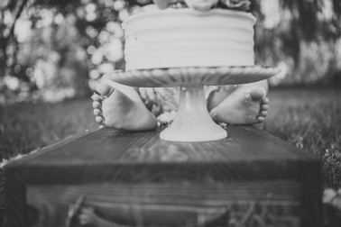 Outdoor Cake Smash | Belle Isle :: Detroit, MI