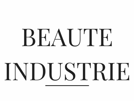 Clare speaks with Beaute Industrie.