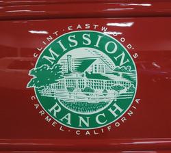 Mission Ranch Logo