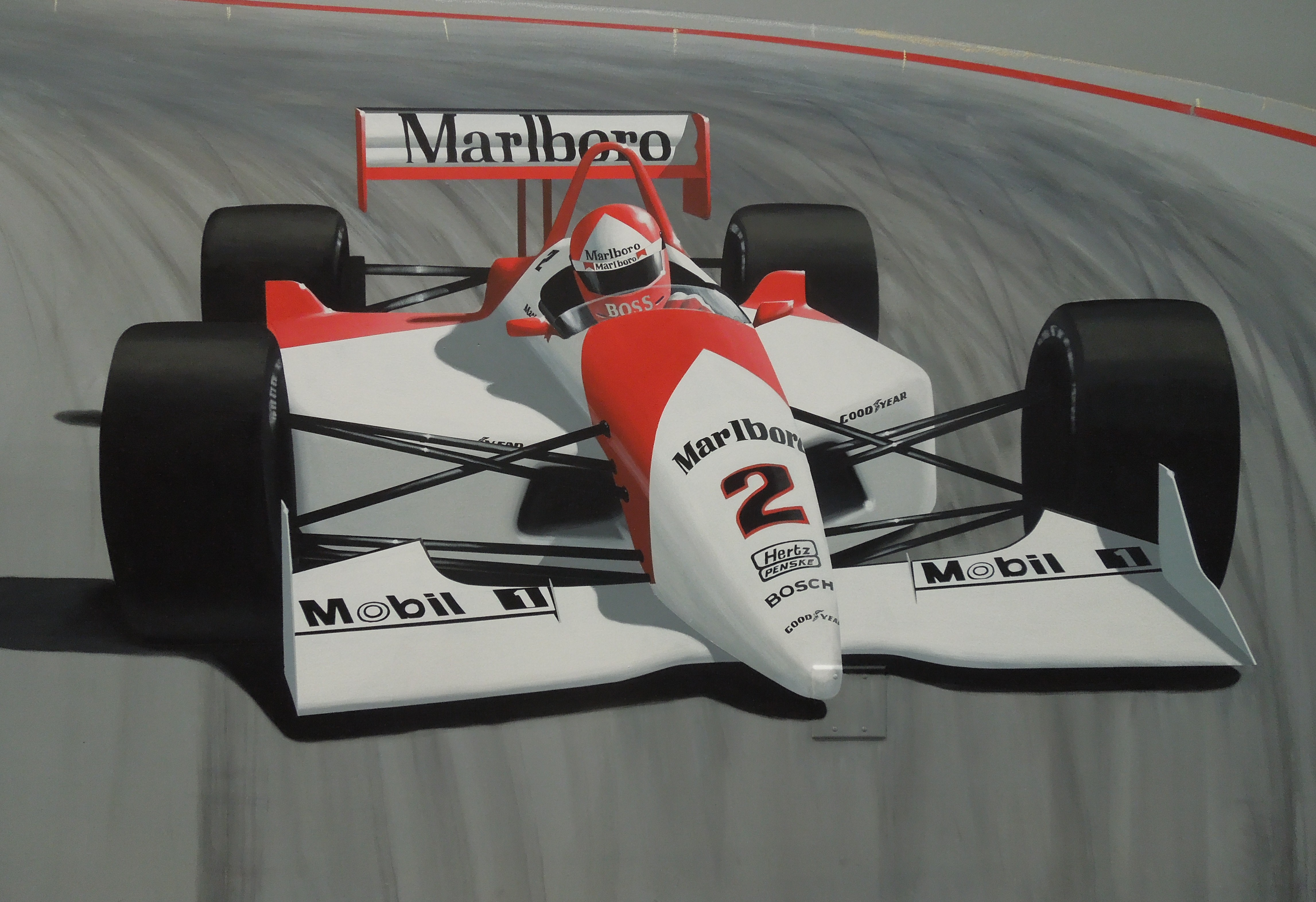 Marlboro GP Car