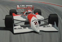 Marlboro GP Car