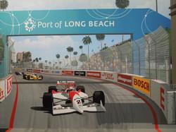 Long Beach GP Mural