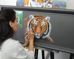 Custom Tiger