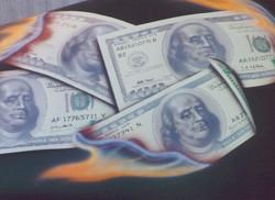 Money tank