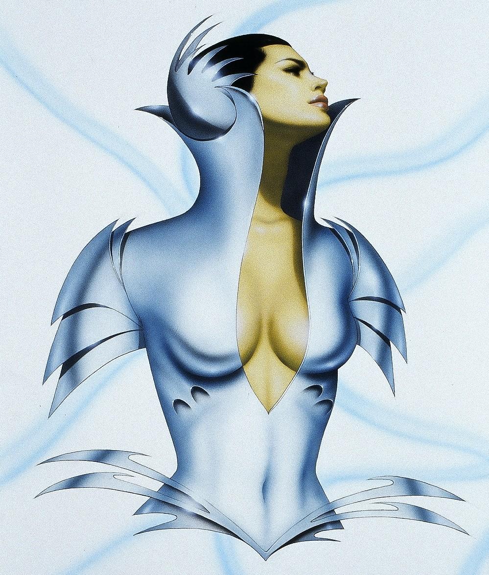 Chrome Goddess