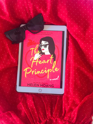 Review: The Heart Principle by Helen Hoang