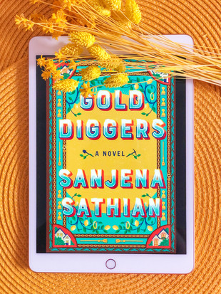 Review: Gold Diggers by Sanejna Sathian