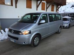 Transfer Moutiers-Val Thorens