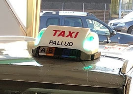 Taxi Pallud