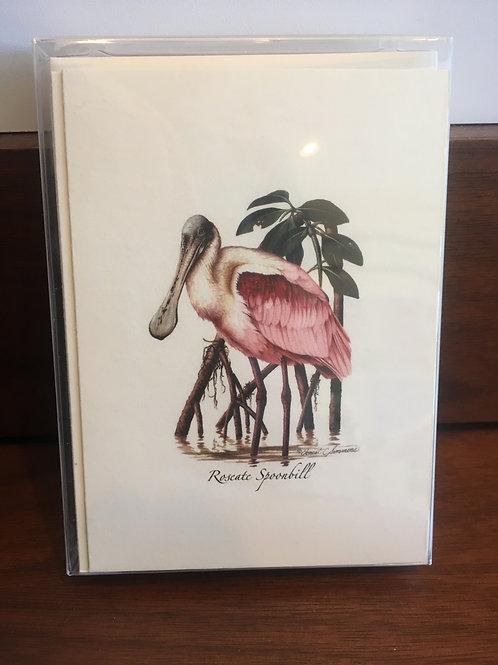 EarthSkyWater Greeting Card
