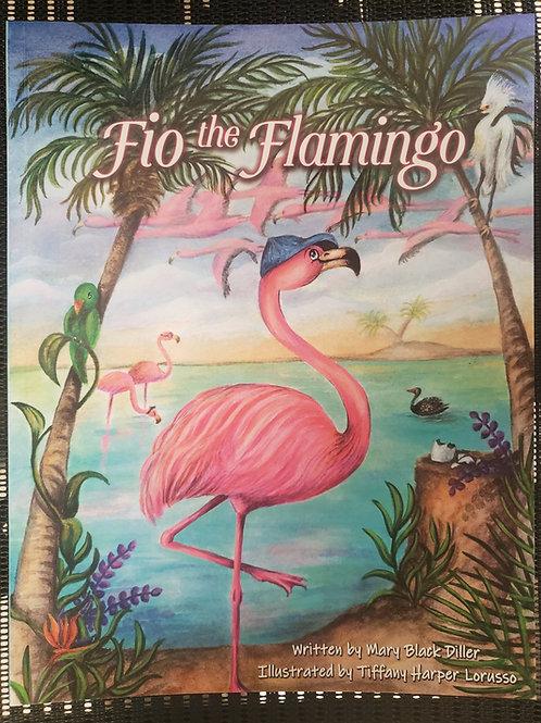 """Fio The Flamingo"" Children's Books"