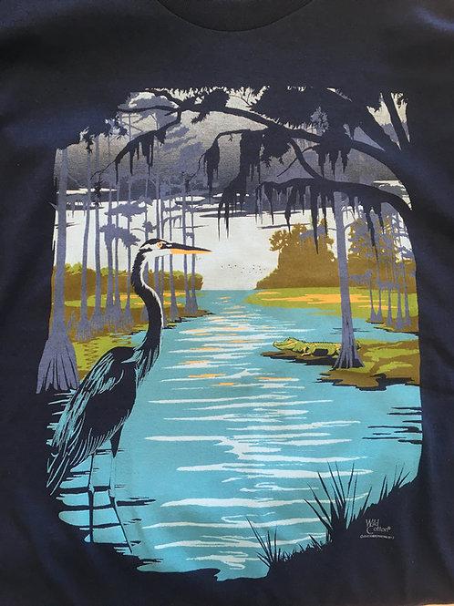 """""""Swamp Life"""" T-Shirt"""