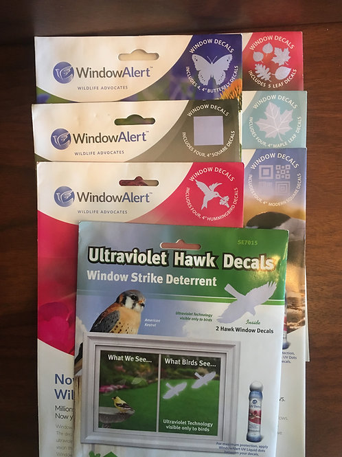 WindowAlert Decals