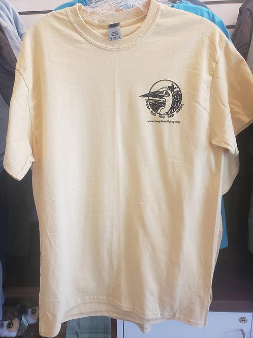 Logo T-Shirt (Light Yellow)