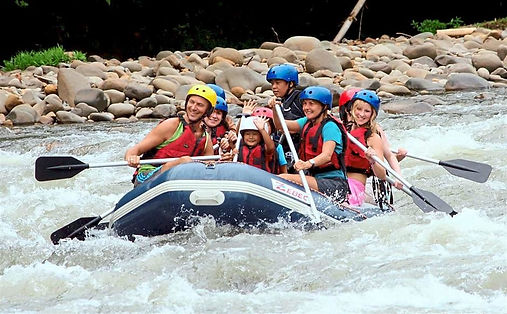 Kiulu Water River Rafting - Photo 1.JPG