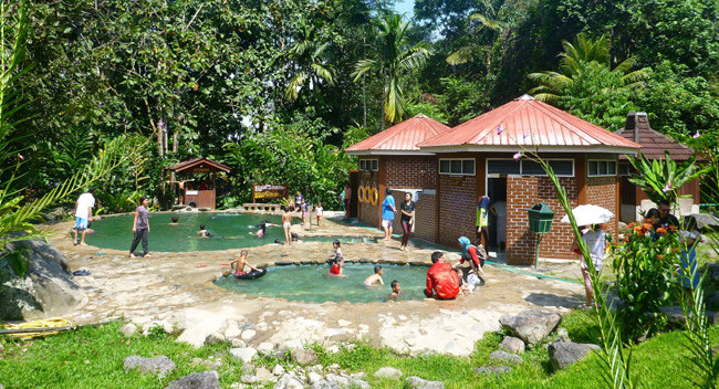Poring Hot Spring, Ranau - Photo 1