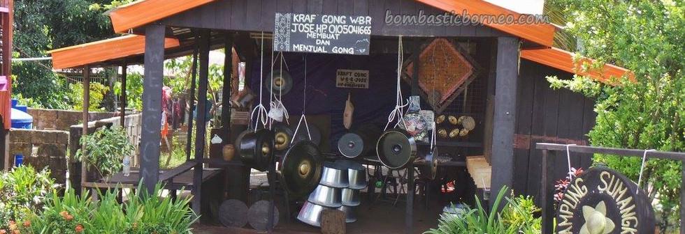 Kampung-Sumangkap-Gong-Making-Sabah-Trav