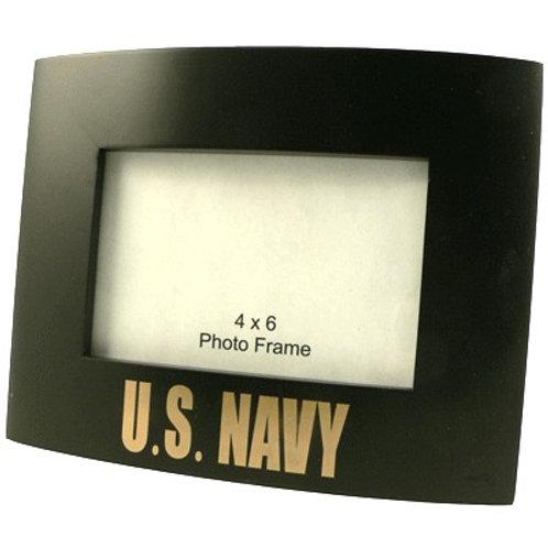U.S. NAVY Wooden Frame