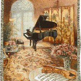 Grand Piano Blanket