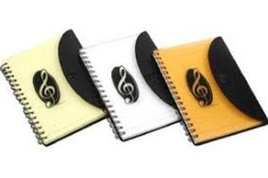 G-Clef Snap Cover
