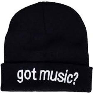 Got Music? Winter Hat