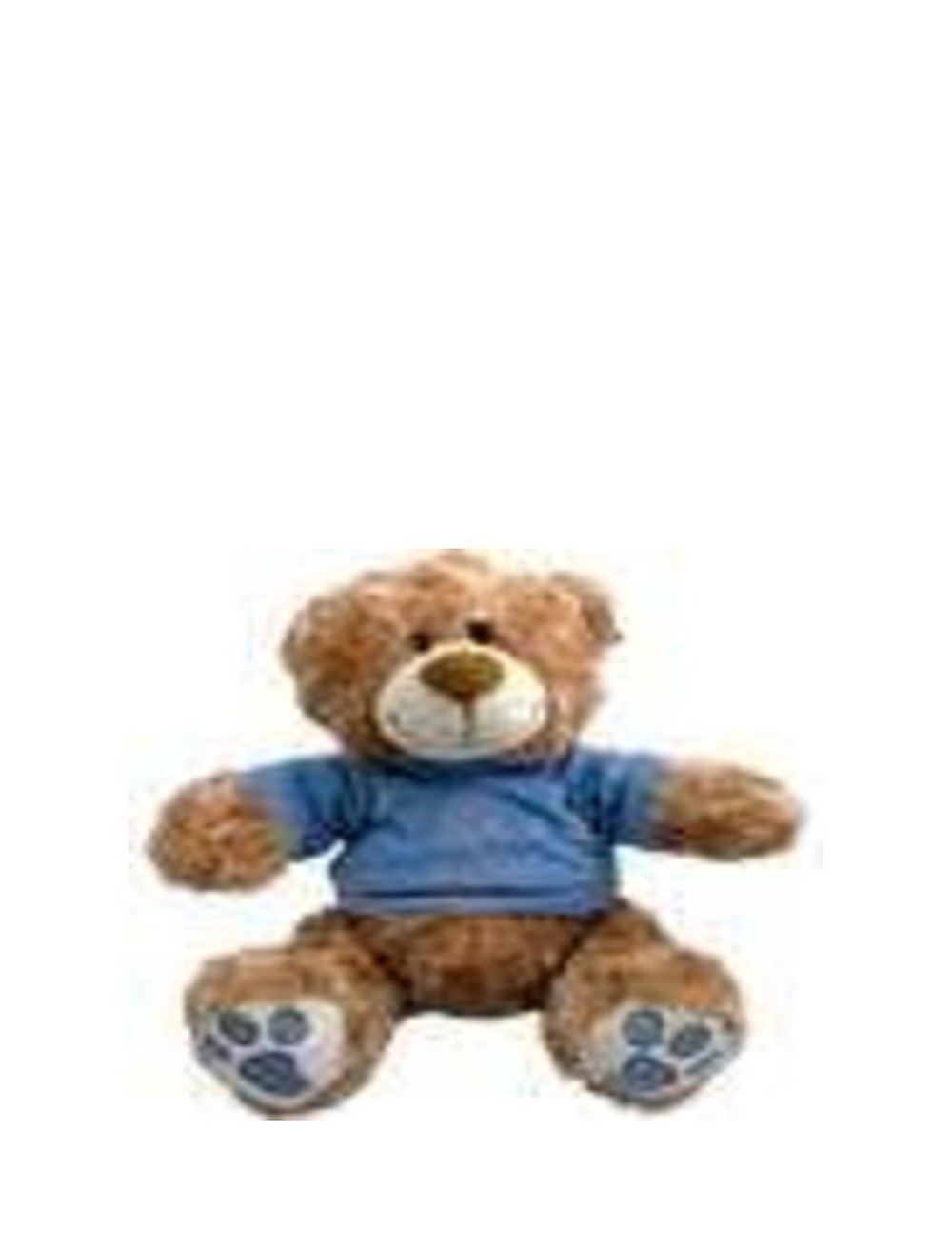 Having a baby boy or know someone that is? Get them this celbratory teddy bear for their newborn!