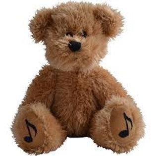 Teddy Bear with Music on feet