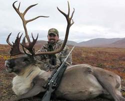Trophy Caribou Hunts
