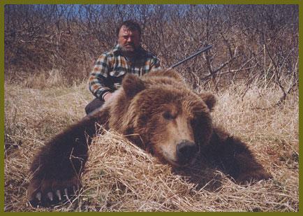 Brown Bear Hunts