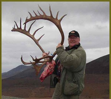 Caribou Drop Hunt