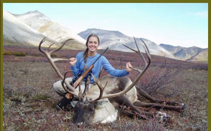 Outfitted Caribou hunts
