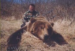Trophy Brown Bear Hunts
