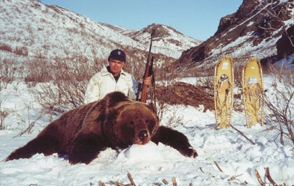Trophy Grizzly Bear Hunts
