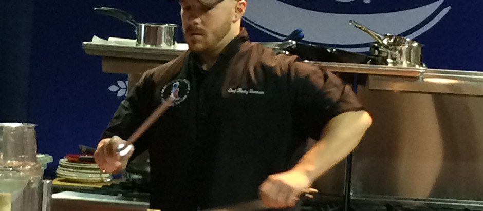 YouTube: All Things Chef Rocky Dunnam