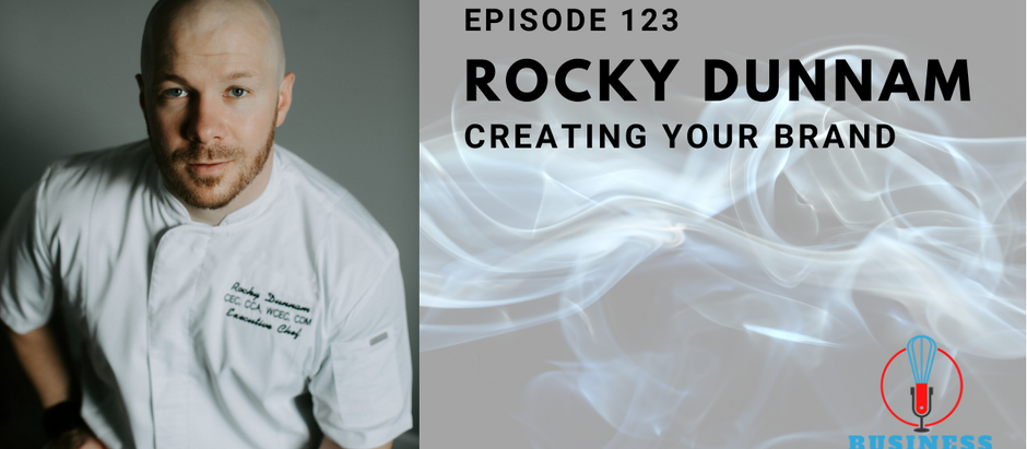 Business Chef - Creating Your Brand