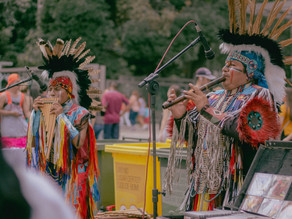Snippet: Native American Heritage Month