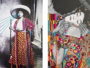 Interview with Ms. Victoria Villasana | Mexican Textile Artist