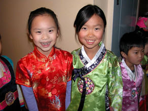 Korean-Chinese-American