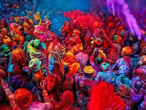 The Festival of Holi
