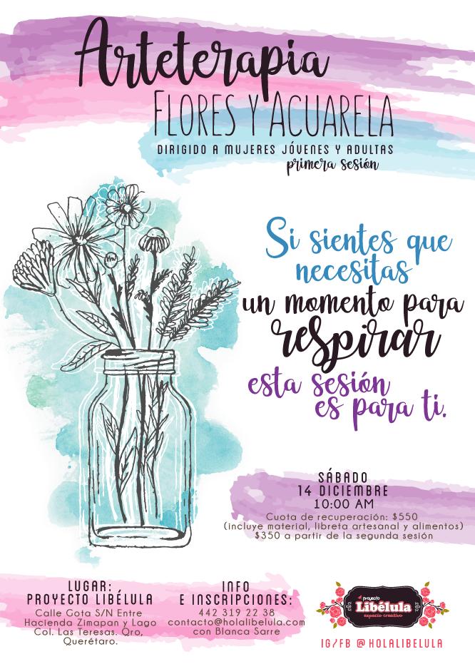 Mujeres-Flores-y-Acuarela