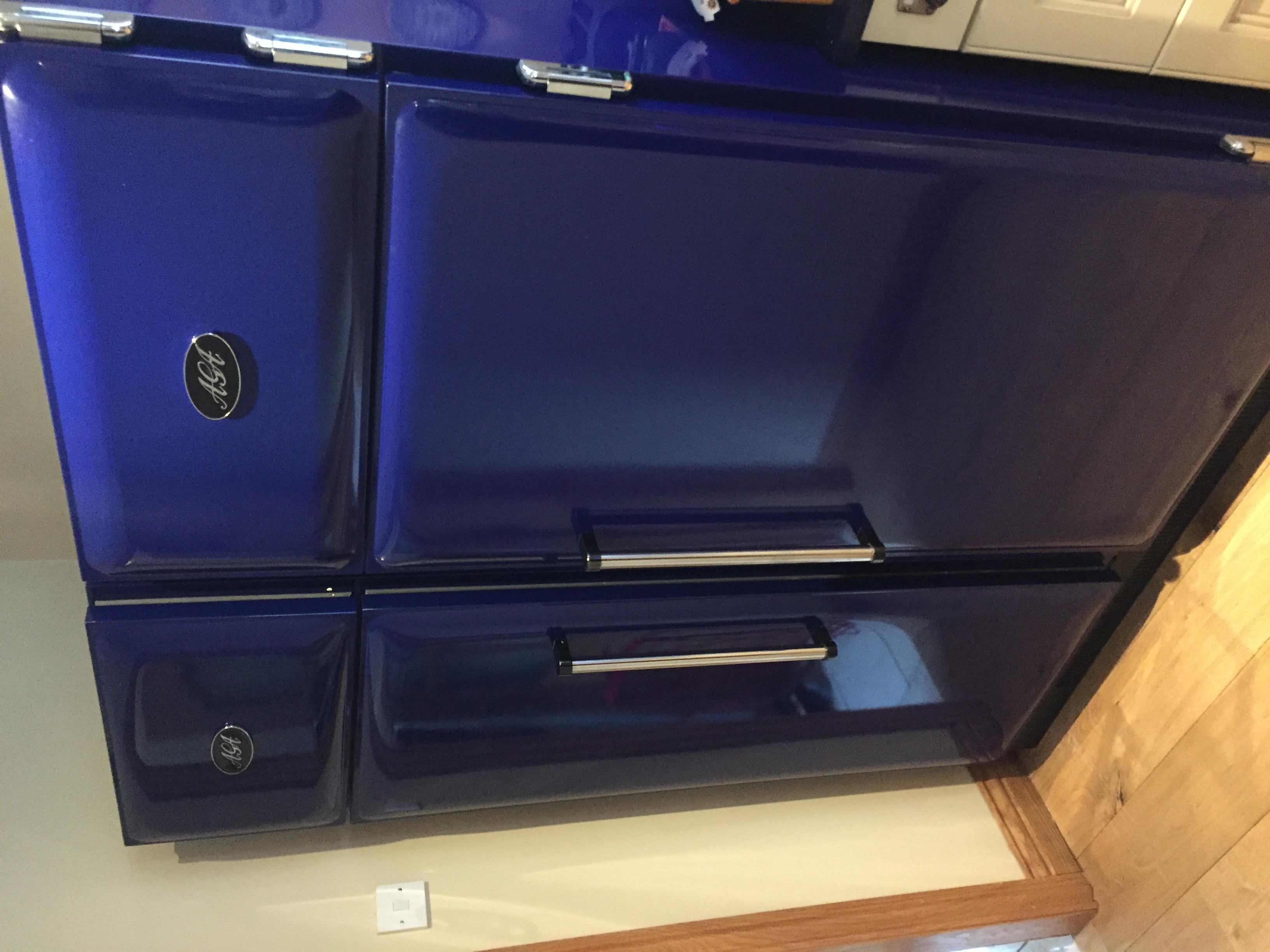 AGA fridge freezer