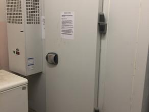 Walk in coldroom repairs