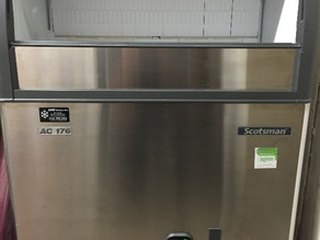 Ice Machines repaired,supplied and installed.
