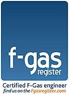 Certified F-Gas engineers