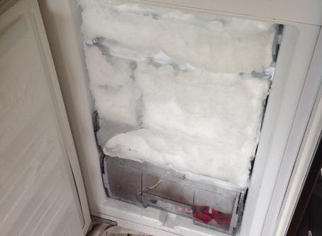 Freezer defrost