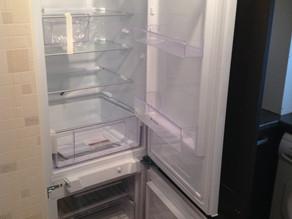New fridge freezer Installation, Port Glasgow