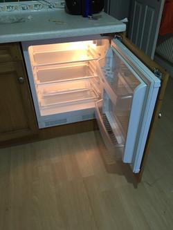 Fridge Freezer fitting